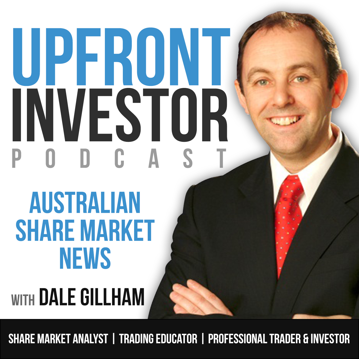 Upfront Investor Podcast: Weekly Australian Stock Market Update | Trading and Investing Education