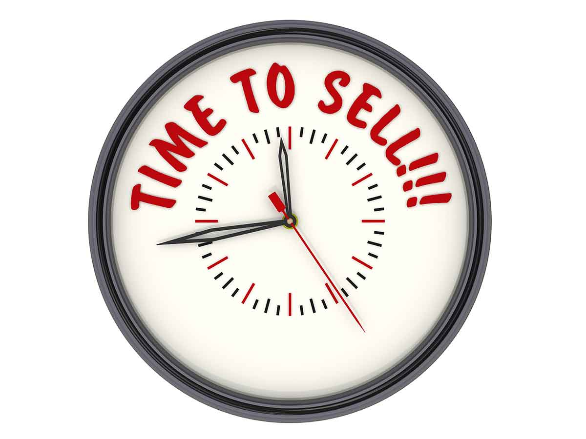 When is the Best Time to Sell Your Shares  Wealth Within