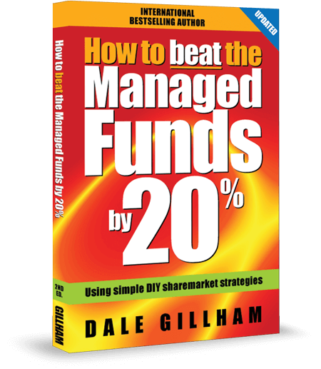 How to Beat the Managed Funds by 20% book cover