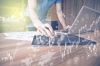 investor trading individual stocks