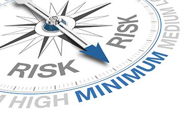 Clock with the works managing portfolio risk