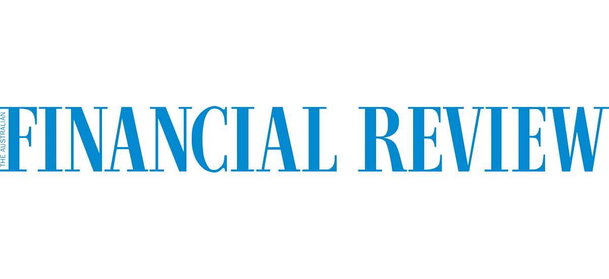 Logo of Australian Financial Review